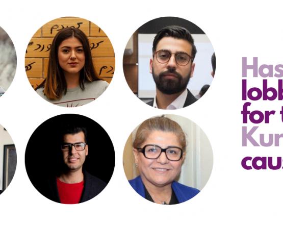 The Future of Kurdish lobbying and social media campaigns