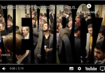 NEWROZ RECEPTION 2020 IN THE HOUSES OF PARLIAMENT – Highlights