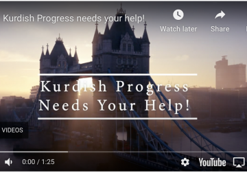 Kurdish Progress needs your help!