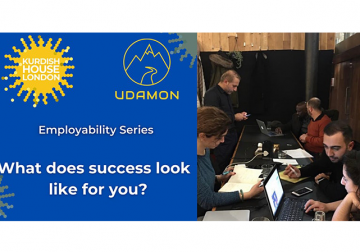 Kurdish House London Employability Series (2nd of 4 monthly workshops): 'What does success look like?'
