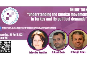 Online Meeting: Understanding the Kurdish movement in Turkey and its political demands